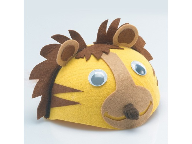 Παιδικό καπέλο Λιονταράκι
