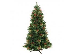 Χριστουγεννιάτικο Δέντρο 1,80 NCHT PVC-PE