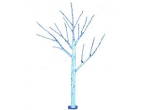 Δέντρο ακρυλικό εξωτερικού χώρου με 1108 LED 300 εκ ύψος