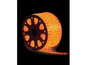 Κίτρινος Φωτοσωλήνας 100 μέτρων σταθερου φωτισμου