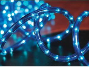 Μπλε Φωτοσωλήνας 100 μέτρων σταθερου φωτισμου