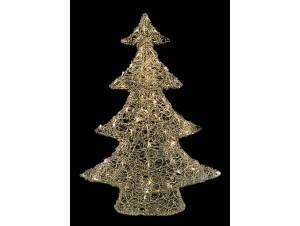 Δέντρο ακρυλικό με 80 LED