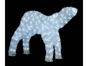 Ελάφι Ακρυλικό με 280 LED
