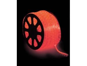 Πορτοκαλί Φωτοσωλήνας Led 100 μέτρα 13/2