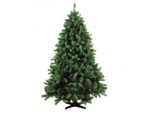 Χριστουγεννιάτικο Δέντρο Δίρφυς με περιστρεφόμενη βάση 2,10 μ.