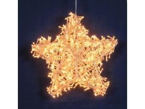 Φωτιζόμενο Αστέρι με 190 λαμπάκια