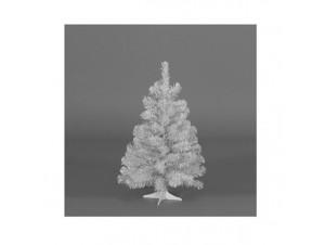 Άσπρο χριστουγεννιάτικο Δέντρο 60 εκατ.