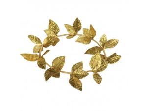 Χρυσό δάφνινο στεφάνι