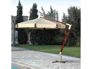 Ομπρέλα Στρογγυλή με βραχίονα