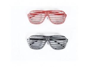 Αποκριάτικο αξεσουάρ Γυαλιά 3 χρώματα