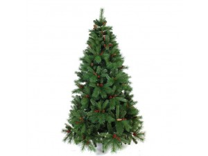 Χριστουγεννιάτικο Δέντρο με berries 2.40 μ.