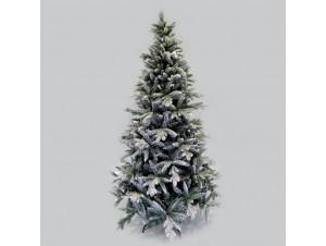 Χριστουγεννιάτικο Δέντρο Χιονισμένο 2.10m