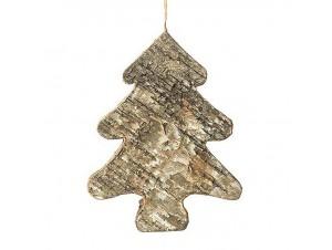 Χριστουγεννιάτικο στολίδι δέντρο 15 εκ.