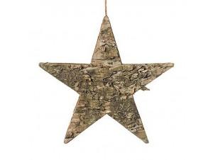 Χριστουγεννιάτικο στολίδι αστέρι 15 εκ.