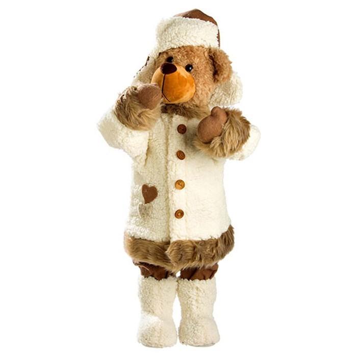 Χριστουγεννιάτικο λούτρινο αρκουδάκι 78 εκ. - BIGstore 494156c4578
