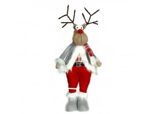 Χριστουγεννιάτικο Διακοσμητικό Τάρανδος 44 εκ.