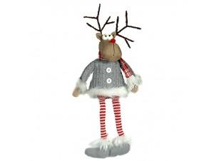 Χριστουγεννιάτικο Διακοσμητικό Τάρανδος 45 εκ.