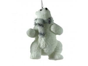 Χριστουγεννιάτικο Στολίδι Αρκούδα