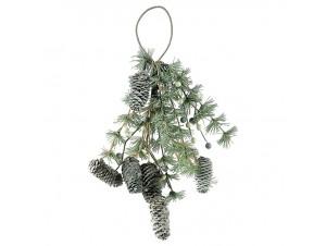 Χριστουγεννιάτικο Κρεμαστό Διακοσμητικό 46 εκ.