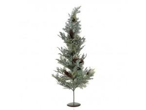 Χριστουγεννιάτικο Δέντρο με κουκουνάρια 80 εκ.