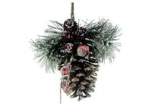 Χριστουγεννιάτικο Κρεμαστό Διακοσμητικό 22 εκ.