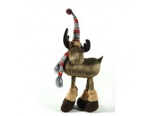 Χριστουγεννιάτικο Διακοσμητικό Τάρανδος 62 εκ.