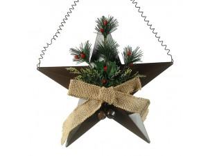 Χριστουγεννιάτικο Στολίδι Αστέρι 33 εκ.