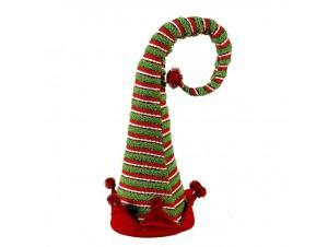 Χριστουγεννιάτικος σκούφος ξωτικού