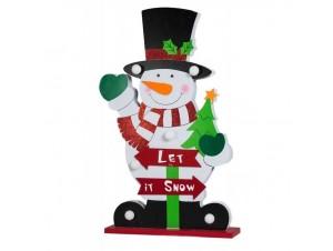Χριστουγεννιάτικο Διακοσμητικό  με Led