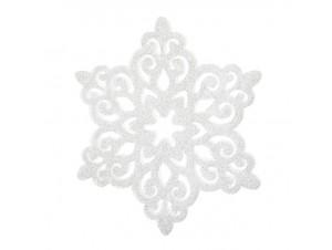 Χριστουγεννιάτικη διακοσμητική νιφάδα 25 εκ