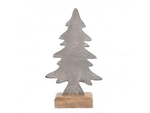 Διακοσμητικό δέντρο αλουμινίου, 19x30 εκ.