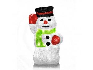 Φωτιζόμενος Χιονάνθρωπος 45 εκ.