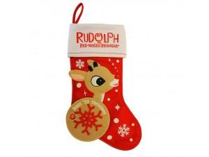 Χριστουγεννιάτικη κάλτσα RUDOLPH 51 εκ.