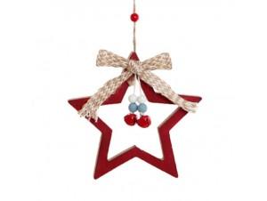 Χριστουγεννιάτικο Κρεμαστό Στολίδι 13 εκ.