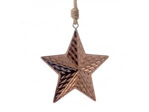Χριστουγεννιάτικο Στολίδι Αστέρι 14 εκ.