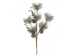 Χριστουγεννιάτικο Διακοσμητικό κλαδί 60 εκ.