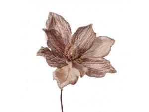 Λουλούδι διακόσμηση μανόλια 26 εκ.