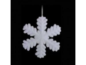 Χριστουγεννιάτικο στολίδι χιονονιφάδα 37 εκ.