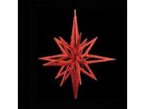 Χριστουγεννιάτικο Στολίδι-Αστέρι Βηθλέεμ 20 εκ.