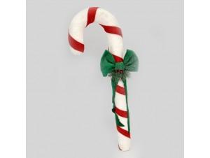 Χριστουγεννιάτικο στολίδι γλυφιτζούρι 15x29x89 εκ.