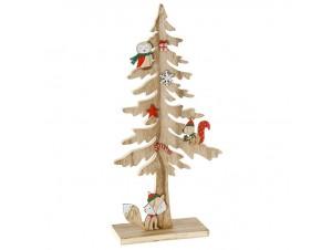 Χριστουγεννιάτικο Διακοσμητικό δέντρο 45 εκ.