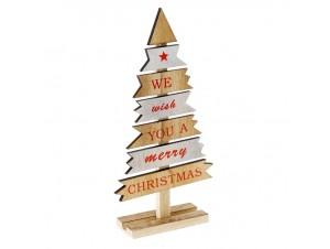 Χριστουγεννιάτικο Διακοσμητικό δέντρο 22 εκ.