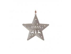 Χριστουγεννιάτικo διακοσμητικό Στολίδι 11 εκ.