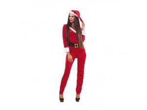 Χριστουγεννιάτικη Στολή Αγιοβασιλίνα Ολόσωμη