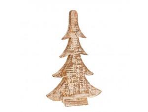Χριστουγεννιάτικο ξύλινο δέντρο 42 εκ.