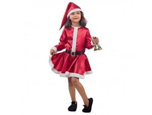 Χριστουγεννικάτικη Στολή Αγιο Βασιλίνα Κορίτσι