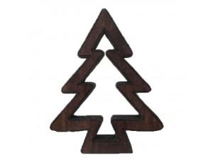 Χριστουγεννιάτικο Διακοσμητικό Δέντρο 34x5.5x42 εκ.