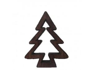 Χριστουγεννιάτικο Διακοσμητικό Δέντρο 26x4.5x34 εκ.