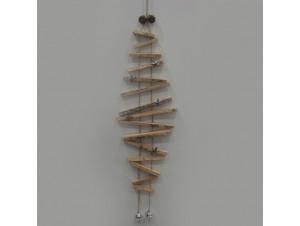 Χριστουγεννιάτικο Διακοσμητικό Δέντρο 50x20 εκ.