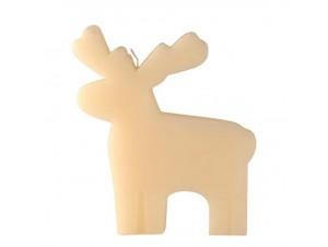 Χριστουγεννιάτικο Διακοσμητικό Κερί 18 εκ.